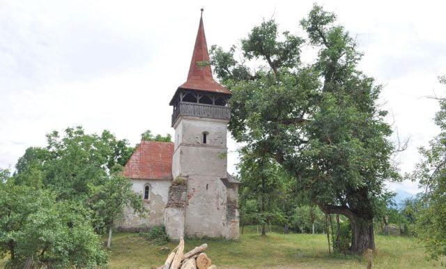 Biserica Peșteana