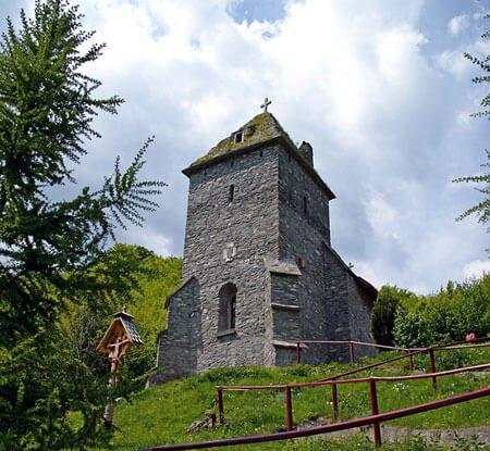 Biserica Colț de la Șușeni