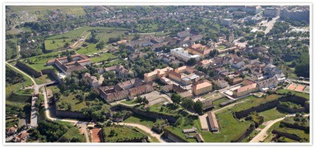 Cetatea Bastionara de la Alba Iulia