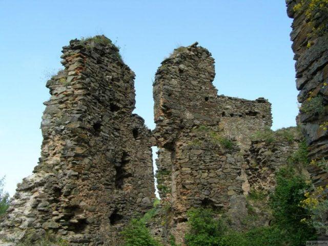 Cetatea Colț de la Șușeni
