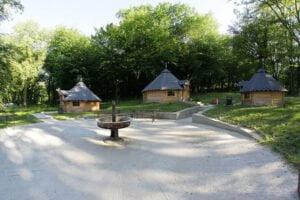 Dacian Village