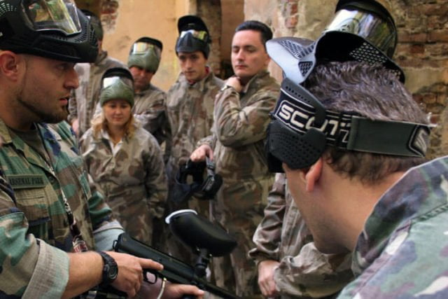 Paintball – unavailable